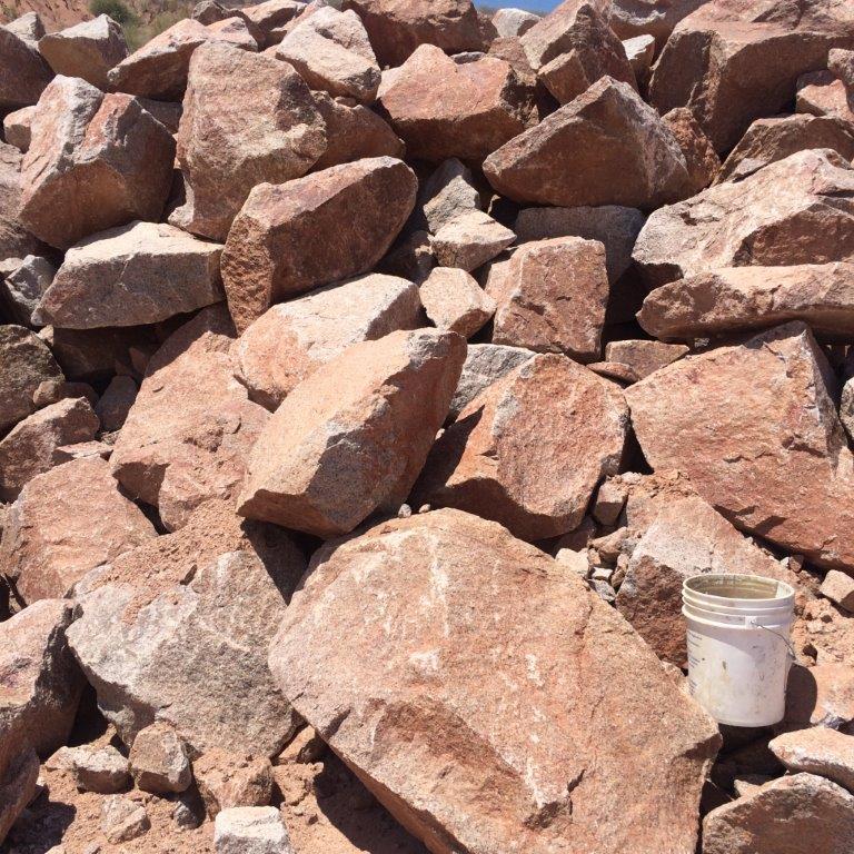 Yavapai Boulders